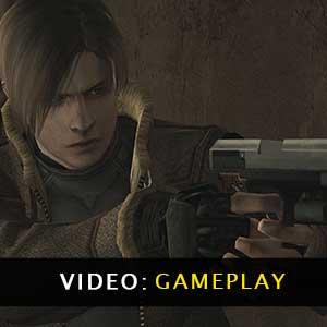 Resident Evil 4 Gameplay Video