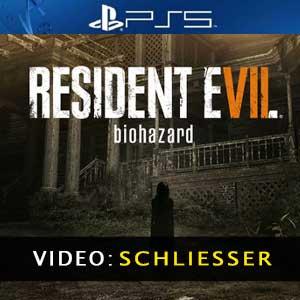 Resident Evil 7 Biohazard PS5 Video Trailer