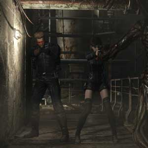 Resident Evil Origins Collection PS4 Feind