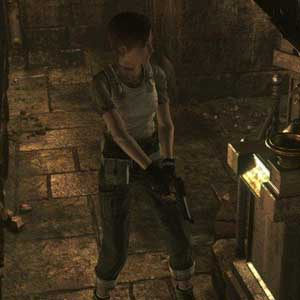 Resident Evil Origins Collection Charakter