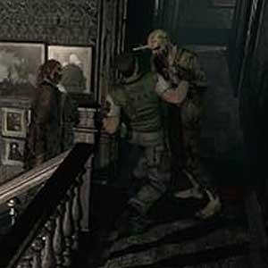 Resident Evil Origins Collection Kampf