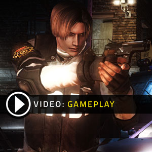 Resident Evil Racoon City Gameplay Video