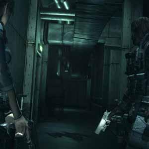 Resident Evil Revelations Figuren
