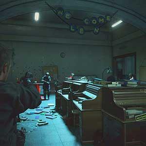 Resident Evil Re:Verse - Willkommen