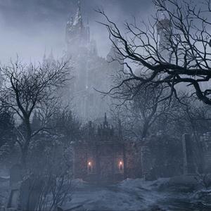 Resident Evil Village Schloss