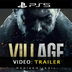 Resident Evil Village Trailer Video
