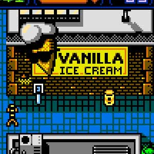 Retro City Rampage - Eis