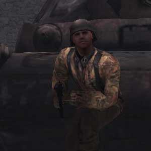 Return To Castle Wolfenstein Panzer
