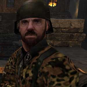Return To Castle Wolfenstein Soldat
