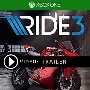Ride 3 Xbox One Digital Download und Box Edition