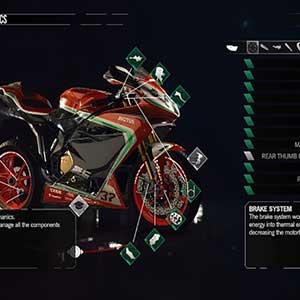 Rims Racing Japanese Manufacturers Deluxe Mechanik Des Motorrads