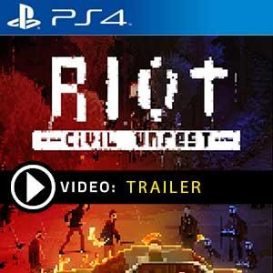 Riot Civil Unrest PS4 Digital Download und Box Edition