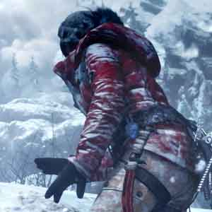 Rise of the Tomb Raider Xbox One Lawine