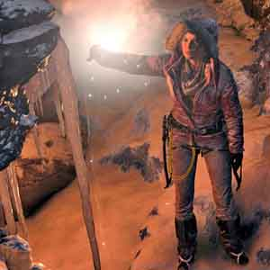 Rise of the Tomb Raider Xbox One - Im Inneren der Höhle