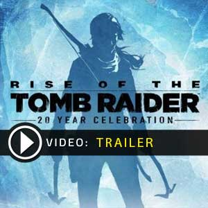 Buy Rise of the Tomb Raider 20 Year Celebration CD Key Compare Prices