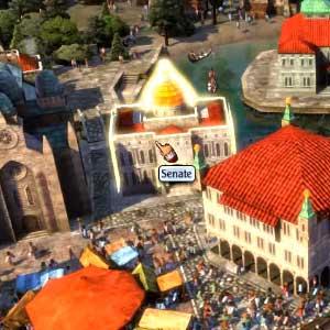 Rise of Venice - Senatsgebäude