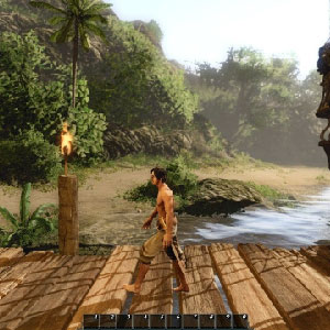 Risen 2 Dark Waters Game Character