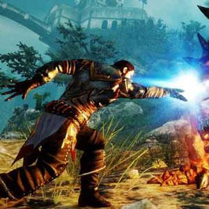 Risen 3 Titan Lords PS4 Die Unbenannt Held