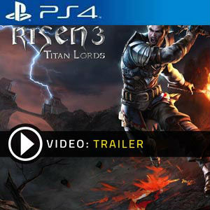Risen 3 Titan Lords PS4 Digital Download und Box Edition