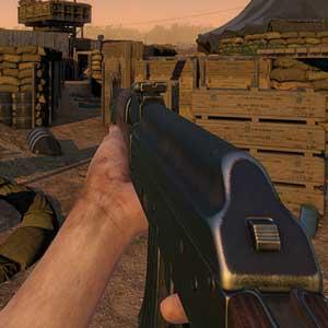 Rising Storm 2 AK47 Waffe