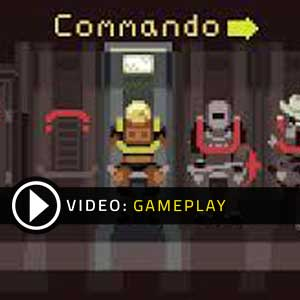 Risk of Rain Gameplay Video