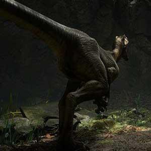 Größer als Leben Dinosaurier