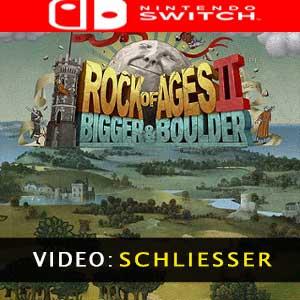 Rock of Ages 2 Bigger & Boulder Nintendo Switch Video Trailer