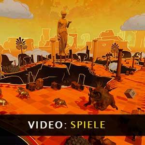 Rock of Ages 2 Bigger & Boulder Gameplay Video