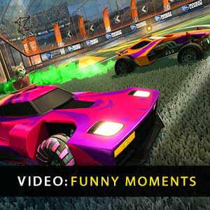 Rocket League Lustige Momente