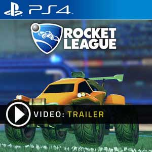 Rocket League PS4 Digital Download und Box Edition