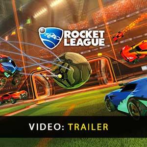Rocket League Trailer-Video