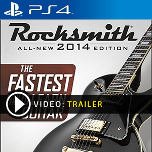 Rocksmith 2014 PS4 Prices Digital or Physical Edition