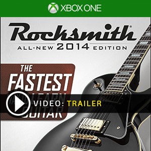 Rocksmith 2014 Xbox one Digital Download und Box Edition