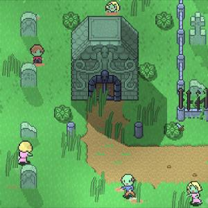Rogue Heroes Ruins of Tasos - Stadt