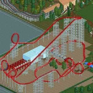 RollerCoaster Tycoon 2 Triple Thrill Pack RollerCoaster