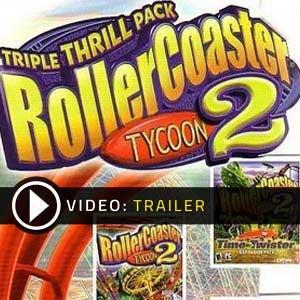 RollerCoaster Tycoon 2 Triple Thrill Pack Key Kaufen Preisvergleich