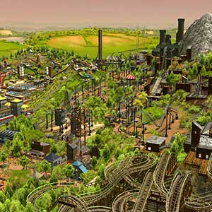 RollerCoaster Tycoon 3 Complete Edition Themenpark