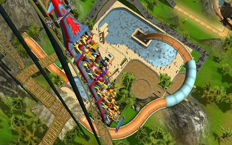 Rollercoaster Spiele