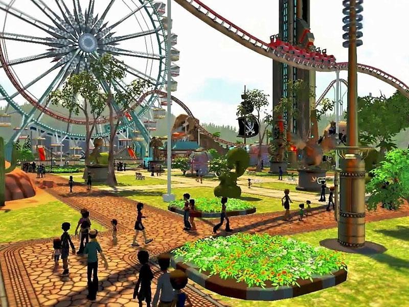 Rollercoaster Tycoon World CD Key Kaufen Preisvergleich CDKeys - Minecraft rollercoaster spielen