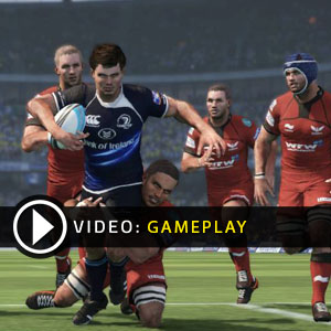 Rugby 15 Gameplay Video