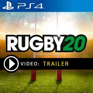 Rugby 20 PS4 Prices Digital or Box Edition