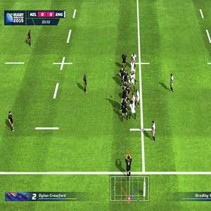 Rugby World Cup 2015 Xbox One Feld
