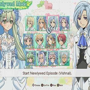 Newlywed Mode