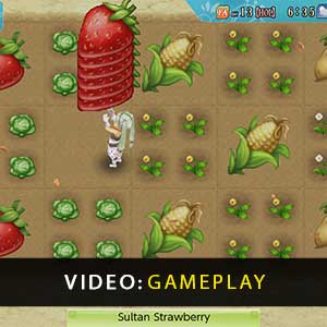Rune Factory 4 Special Gameplay Video