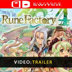 Rune Factory 4 Special Nintendo Switch Prices Digital or Box Edition