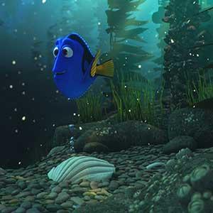 entdecke die Pixar-Welt