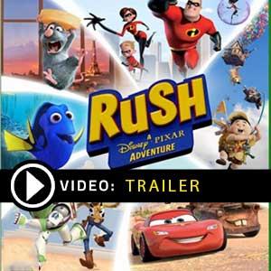 RUSH A Disney PIXAR Adventure Key kaufen Preisvergleich