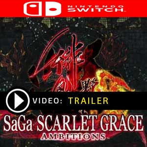 SaGa Scarlet Grace Ambitions Nintendo Switch Prices Digital or Box Edition