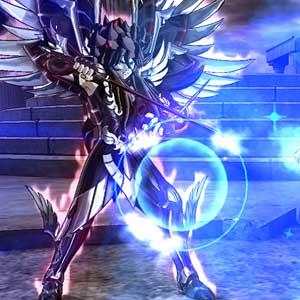 Saint Seiya Soul Soldiers PS4 Kampf