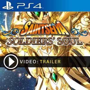 Saint Seiya Soldiers Soul PS4 Digital Download und Box Edition